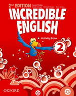 Incredible English 2ed. 2 Activity Book